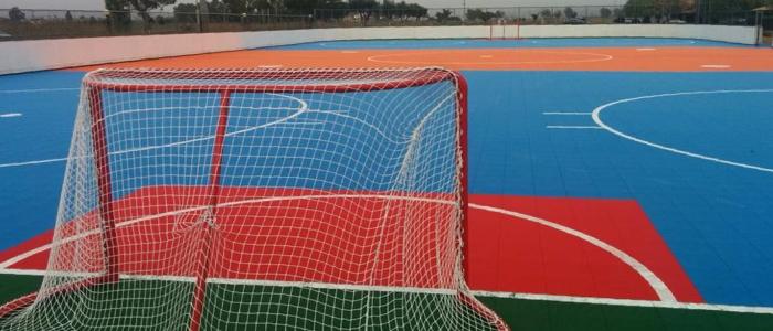 joker sport dry hockey roller inline flooring rink